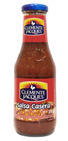 Salsa mexicana casera 370ml Clemente Jacques