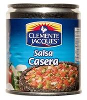 Salsa mexicana casera roja 220ml Clemente Jacques