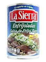 "Salsa para enfrijoladas de frijol bayo ""La Sierra"""