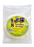 Tortilla de trigo de 15cm El Sarape