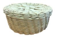 Tortillero Mimbre capacidad 1/2 kg
