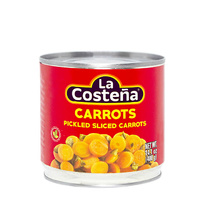 """Zanahorias en escabeche """"""""La Costeña"""""""""""